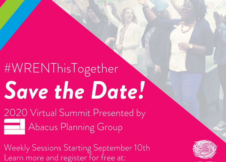 SCRJI Executive Director to lead Women's Rights & Empowerment Network Summit Workshop